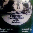 Adaptive Learning: Behavior Modificatin Children (HB G)