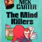 The Mind Killers Nick Carter - Killmaster (MMP 1970 G)