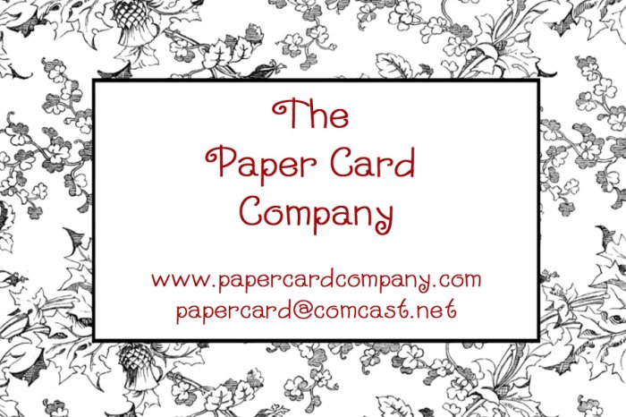Black Toile Calling / Business Card