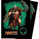 (80) Ultra Pro GARRUK GREEN MANA  Deck Protector SLEEVES Magic The Gathering MTG