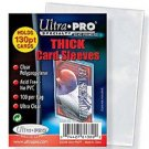 200 Ultra Pro Thick 130pt Penny Card Sleeves New Acid Free No PVC