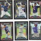 2013 Bowman Draft Baseball SCOUT BREAKOUTS Insert Set (50 Cards) Yasiel Puig++