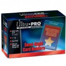 (x25) Ultra-Pro SEMI RIGID Card Holders  Flexible Sleeves Savers