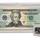10 BCW REGULAR SMALL BILL CURRENCY SLAB SNAP HOLDERS