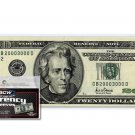 100 BCW Currency Soft Poly Sleeves - Regular Bill Holder Protection - 1 PACK