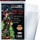 (200) Ultra Pro Current / Modern Size Resealable Bags Poly Comic Book Acid Free