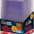 *NEW* (x40) Ultra Pro SUPER THICK 180pt TOPLOADERS Jersey Card Holders