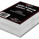 BCW 2-Piece Slider Card Box - 25 Count (2 boxes)