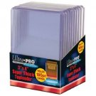 (x50) 180 PT Ultra Pro TOP LOADERS TOPLOADER WITH SLEEVES