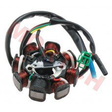 GY6 50cc 8 Pole Stator 5 Wires