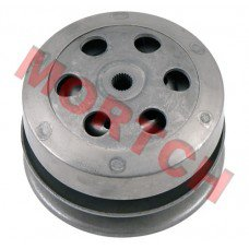 GY6 50cc CVT Rear Clutch Pulley Assy