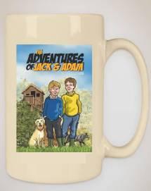 Jack & Adam Coffee/Tea Mug
