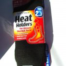 ONE SIZE DARK GREEN SOCK SHOP HEAT HOLDERS THERMAL SOCKS FOR MEN TOG RATING 2.3