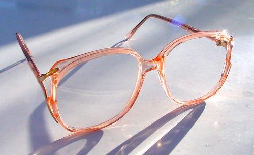 4 PAIRS NEW STYLISH LARGE RETRO VINTAGE DESIGN READING GLASSES PINK +1.75 VIENNA