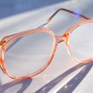 4 PAIRS NEW STYLISH LARGE RETRO VINTAGE DESIGN READING GLASSES PINK +1.75 VIENNA