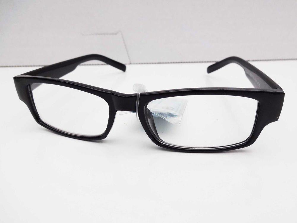 BRAND NEW FULL RIMMED READING GLASSES MODERN BLACK FASHION FRAME A2015 +3.00