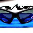 POLARISED ANGLING EYES FISHING BIFOCAL SUNGLASSES GLASSES UV400 BLACK GREY +2.5