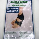 MAGNETIC BIO THERAPY ANKLE NEOPRENE WRAP