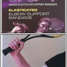 ELBOW SUPPORT BANDAGE SPORT BRACE SPRAIN WRAP TENNIS BADMINTON FOOTBALL RACING