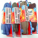2 PAIRS MENS BOYS SOCK SHOP HEAT HOLDERS THERMAL SOCKS ONE SIZE TOG RATING 2.34