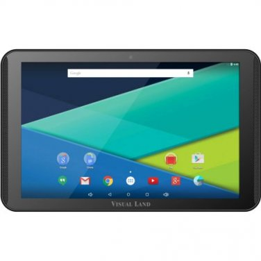 """Visual Land 10.1"""" IPS Intel Quad Core 2-in-1 Tablet 16GB includes Docking Keyboard Case"""