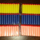 200pcs Nerf Bullet Darts N-STRIKE Toy Guns Orange Blue Yellow FAST USA SHIPPER