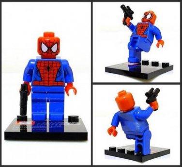 Spiderman Minifigure Super Hero Building Block Toy 1pc FAST USA SHIPPER