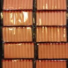 "100PCS 2.83"" Toy Gun Orange Bullet Darts for NERF N-STRIKE GUNS Brand New"