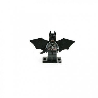 Batman with Wings Minifigure Super Hero Building Block Toy 1pc FAST USA SHIPPER