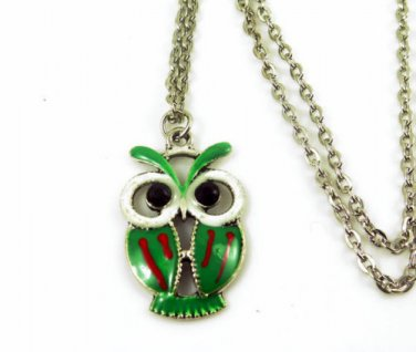 Necklace #1 Owl
