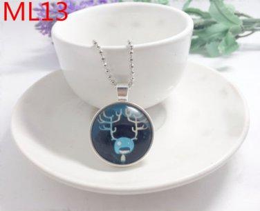 Necklace #11 Deer