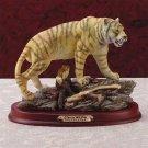 Yellow Tiger on Rock - #28121