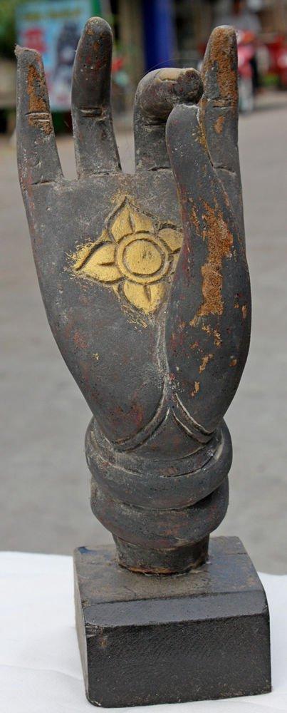 Asian Cambodian Buddhist Mudra Hand #1