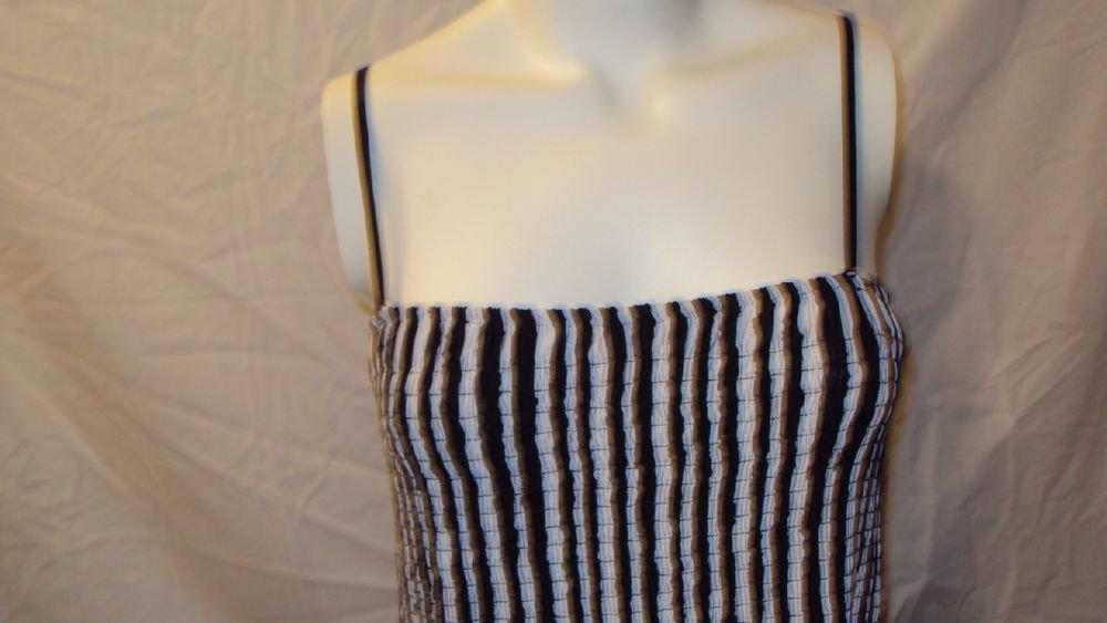 WOMENS SUMMER BEACH SUN DRESS PINK BLACK WHITE PLUS SIZE DRESS SIZE 3X