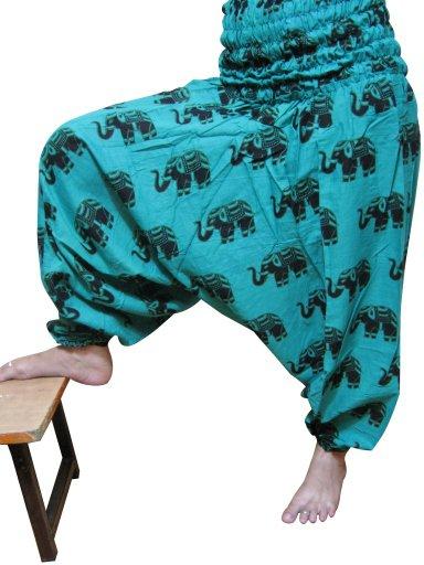 Wholesale Lot 10Pc Cotton Harem Indian Trouser Boho Gypsy Baggy Gypsy Yoga pants
