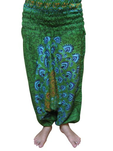 Harem Pants, Indian Cotton Trouiser, Boho Pant,Gypsy,  Genie,Aladdin Jump Suit,