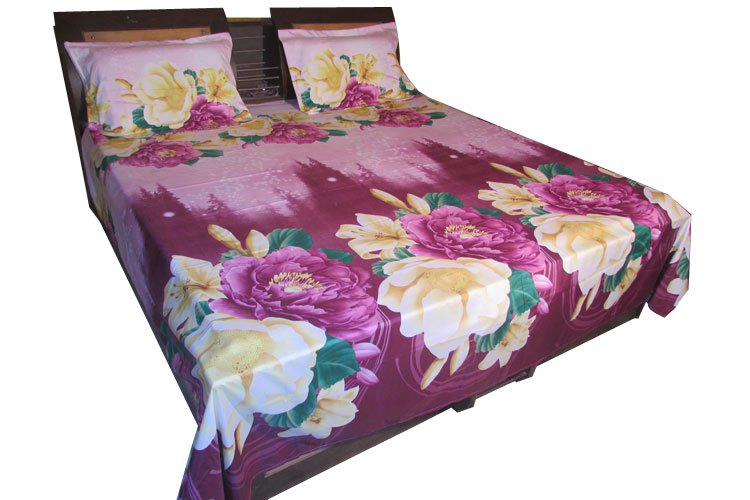 BED Sheet,  Luxury Cotton Imported New Bed Sheet/ Fine Quality Branded JAIPURI