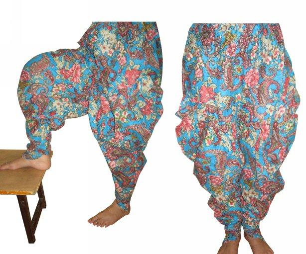 Aladdin,Indian Harem Pants, Jump Suit, Genie, Trouiser, Baggy, Gypsy, Boho Pant,