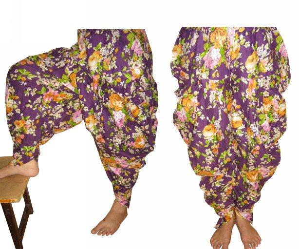 Trouiser, Baggy, Gypsy, Boho Pant, Aladdin Indian Harem Pants, Jump Suit, Genie,