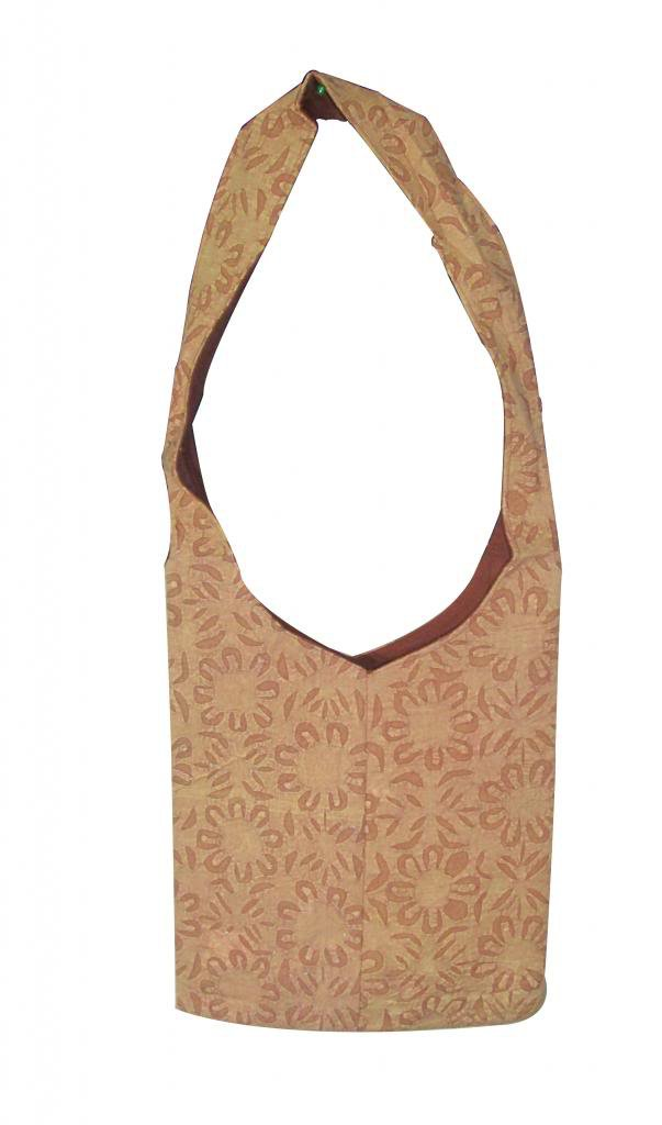 Ethnic Handmade Cross Shoulder Bag, Hippie, Boho, Gypsy Beach, Handcrafted Bag