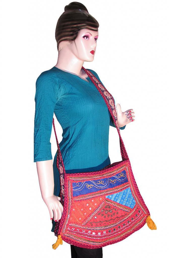 Boho, Gypsy Beach, Ethenic Tribal Stylish Handmade Sling Shoulder Bag,  Hippie,