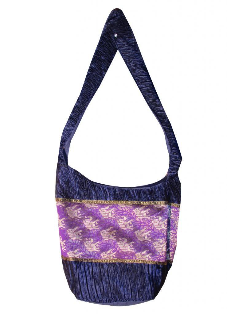 Gypsy Beach, Ethenic Tribal Stylish Handmade Sling Shoulder Bag,  Hippie, Boho,