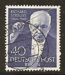 Germany - Scott # 9N111 Used (Item # EC-38)