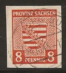 German Democratic Republic - Scott # 13N5a Used (Item # EC-39)