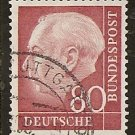 Germany - Scott # 717 Used (Item # EC-41)