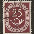 Germany - Scott # 678 Used (Item # EC-42)