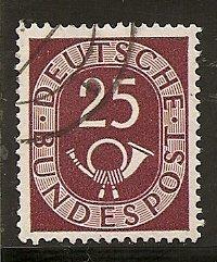 Germany - Scott # 678 Used (Item # EC-42)