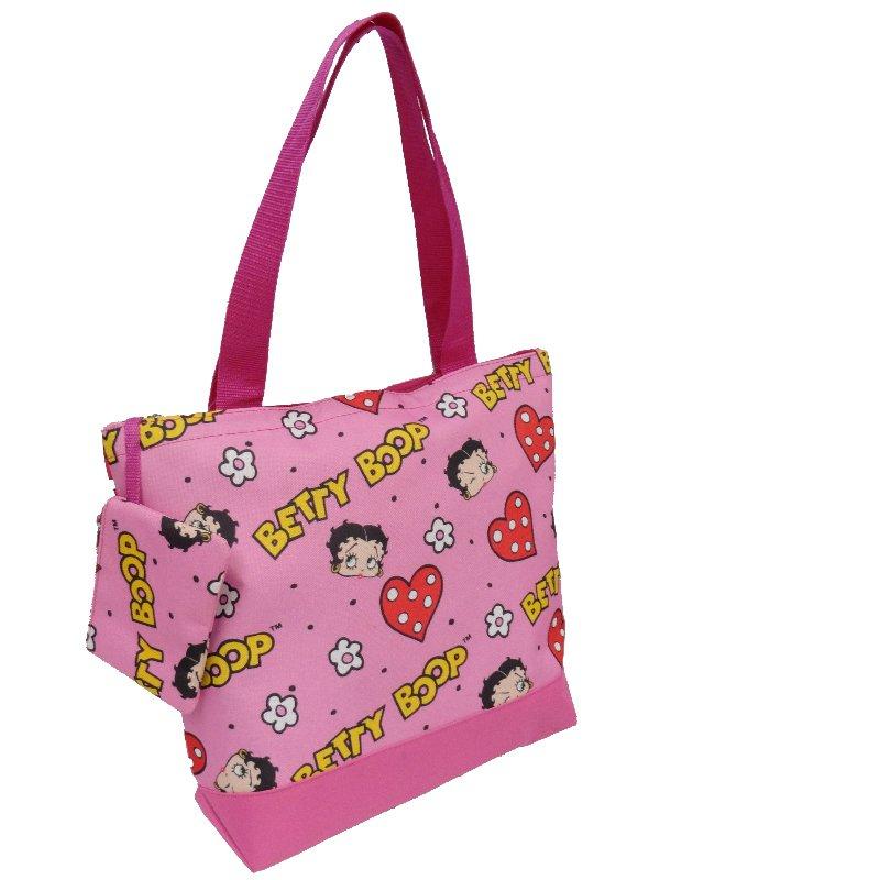 "Betty Boop Shopping Bag - 17"""