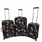 "Betty Boop 4 Wheels Spinner Luggage- 19"",23"",27"""