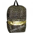 Leopard Backpack - 16""